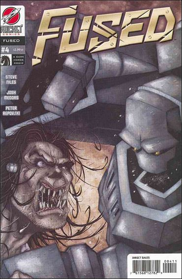Fused (2003) 4-A by Dark Horse