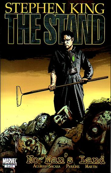 Stand: No Man's Land 2-A by Marvel
