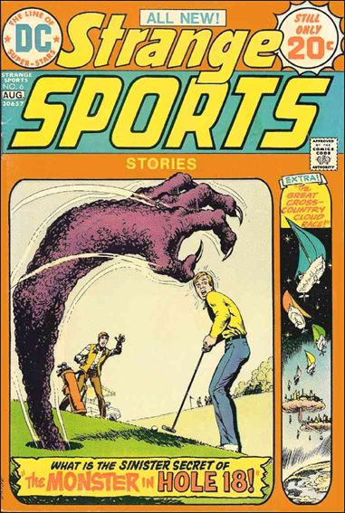 Strange Sports Stories (1973) 6-A by DC