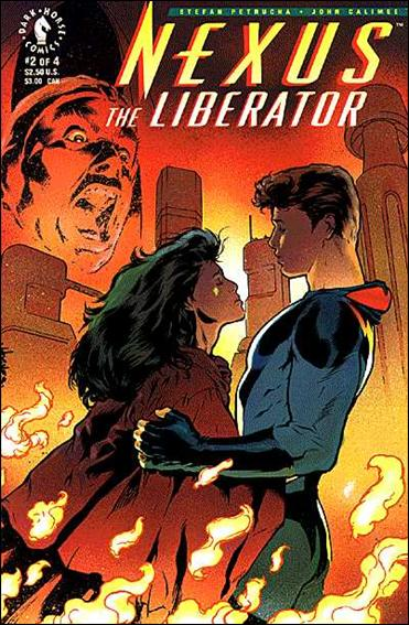 Nexus: The Liberator 2-A by Dark Horse