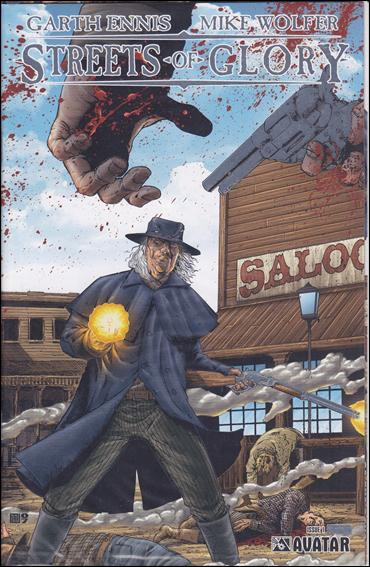 Garth Ennis' Streets of Glory 1-D by Avatar Press