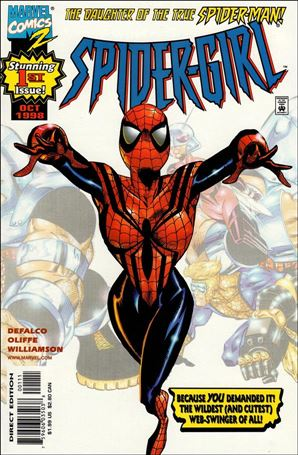 Spider-Girl (1998) 1-A