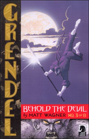 Grendel: Behold the Devil 3-A by Dark Horse