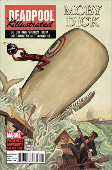 Deadpool Killustrated 1-A by Marvel