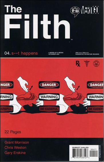 Filth 4-A by Vertigo