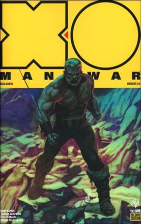 X-O Manowar (2017) 3-E