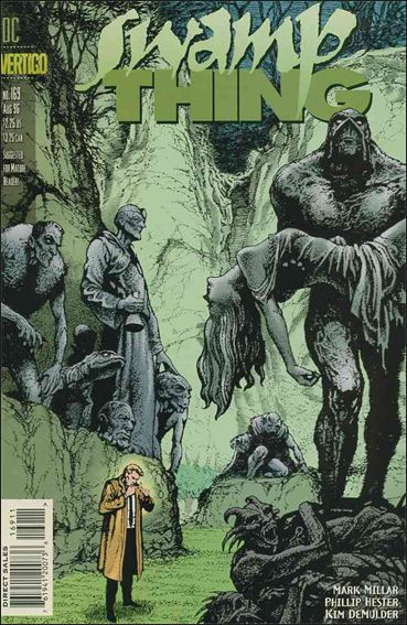 Swamp Thing (1986) 169-A by Vertigo