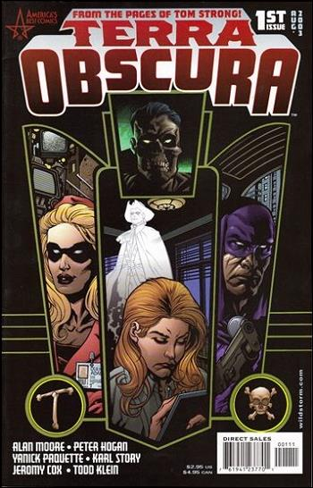 Terra Obscura (2003) 1-A by America's Best Comics