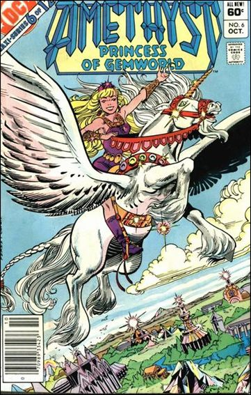 Amethyst, Princess of Gemworld (1983) 6-A by DC