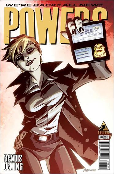 Powers (2009) 8-A by Icon
