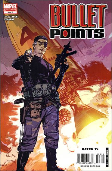 Bullet Points 3-A by Marvel