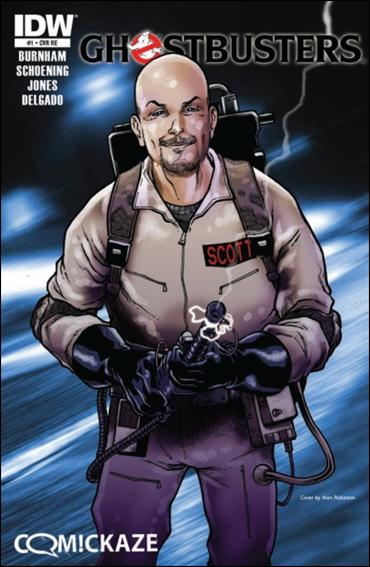 Ghostbusters (2011) 1-G by IDW