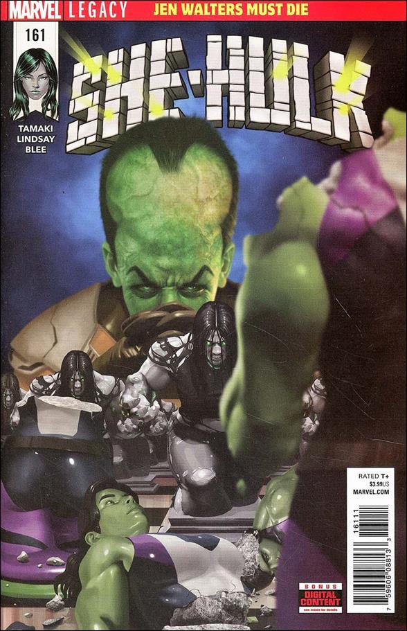 She-Hulk (2018) 161-A by Marvel