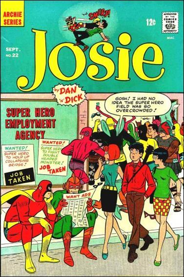 Josie 22-A by Archie