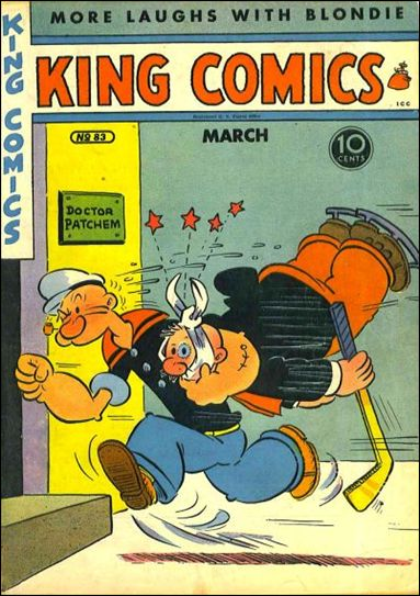 King Comics 83-A by David McKay