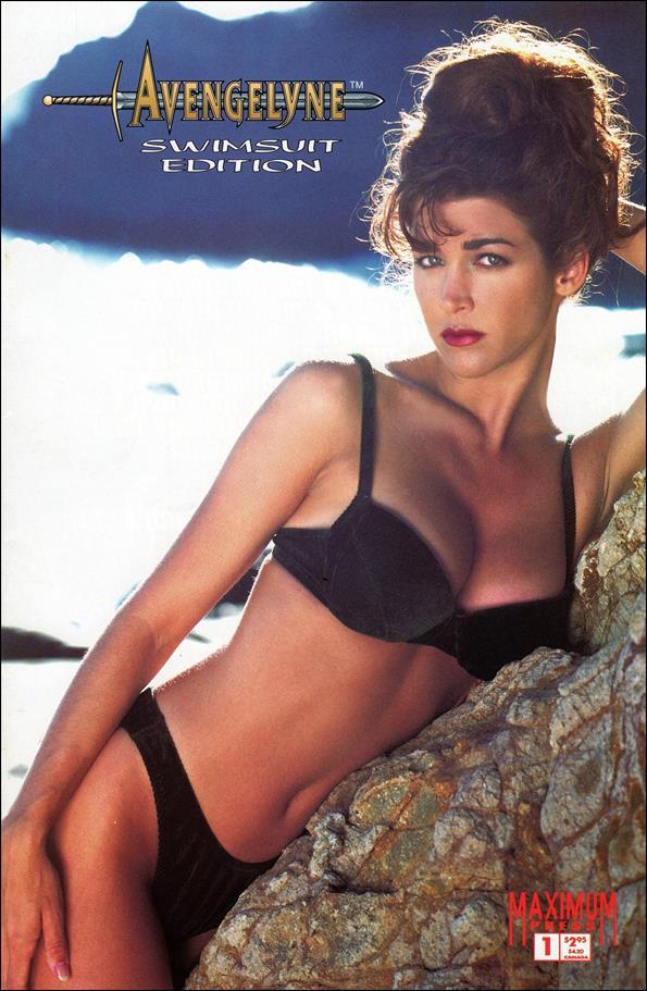 Avengelyne Swimsuit 1-B by Maximum Press
