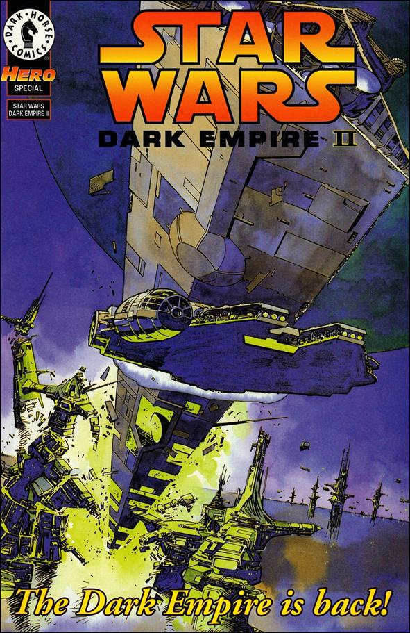 Star Wars: Dark Empire II/Hero Illustrated Special nn-A by Dark Horse