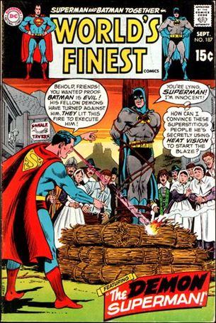 World's Finest Comics 187-A