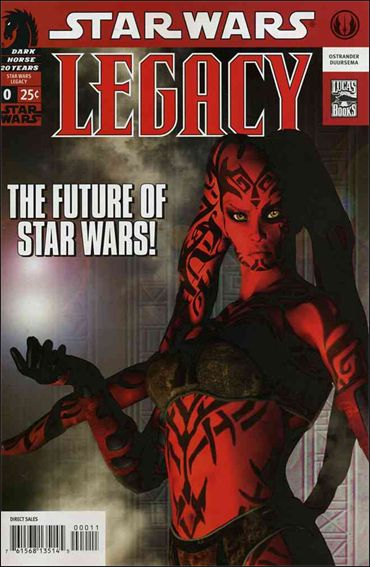 Star Wars: Legacy (2006) 0-A by Dark Horse