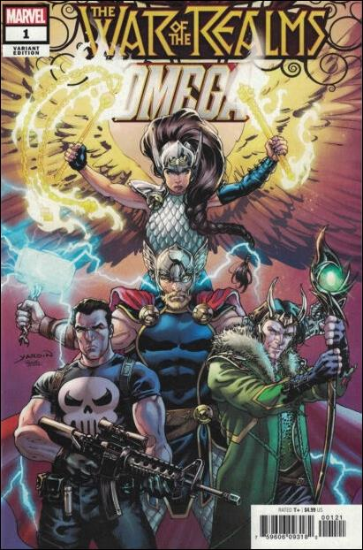 War of the Realms: Omega 1-C by Marvel