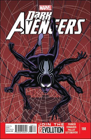 Dark Avengers (2012) 188-A by Marvel