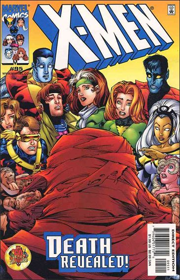 X-Men (1991) 95-A by Marvel