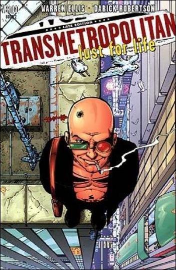 Transmetropolitan (1998) 2-B by Vertigo