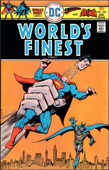 World's Finest Comics 235-A by DC
