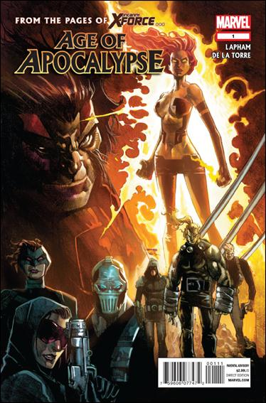 Age of Apocalypse 1-A by Marvel