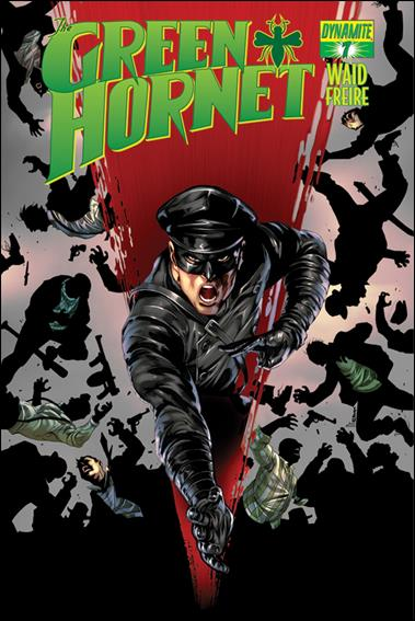 Green Hornet (2013) 7-B by Dynamite Entertainment
