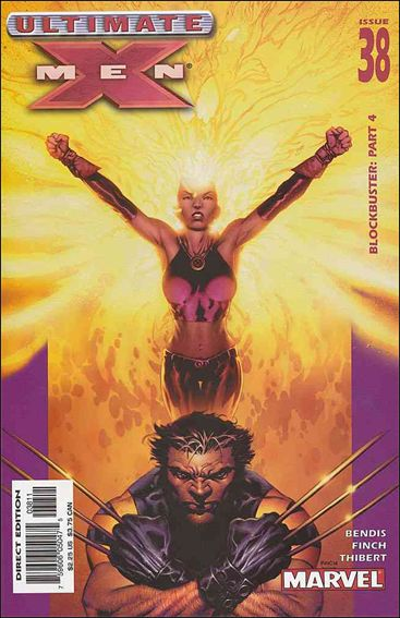 Ultimate X-Men (2000) 38-A by Marvel