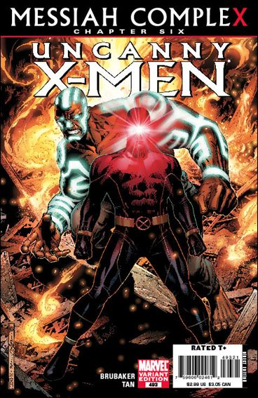 Uncanny X-Men (1981) 493-B by Marvel