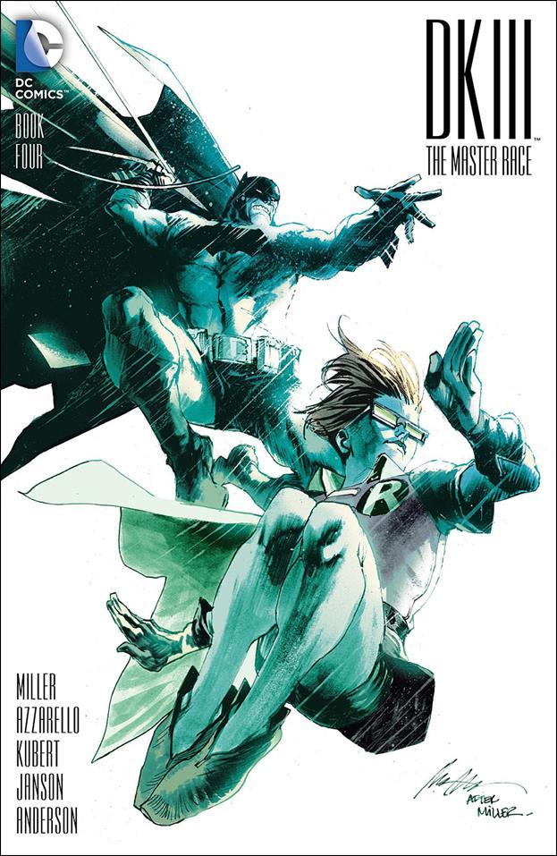 Dark Knight III: The Master Race 4-B
