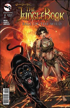 Grimm Fairy Tales Presents Jungle Book: Fall of the Wild 2-A
