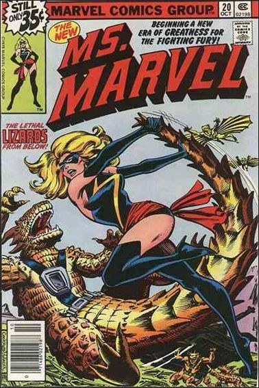 Ms. Marvel (1977) 20-A by Marvel