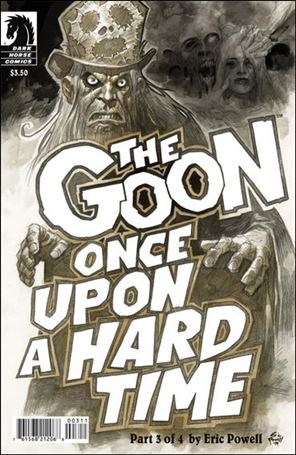 Goon: Once Upon a Hard Time 3-A