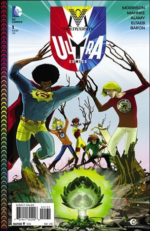 Multiversity: Ultra Comics 1-C
