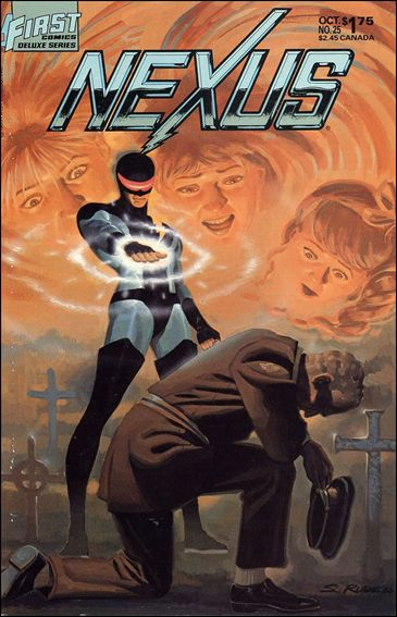 Nexus (1985) 25-A by First
