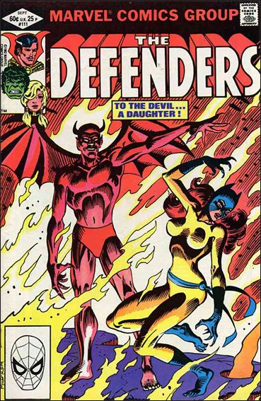 Defenders (1972) 111-A by Marvel
