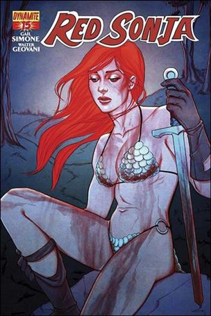 Red Sonja (2013) 15-A