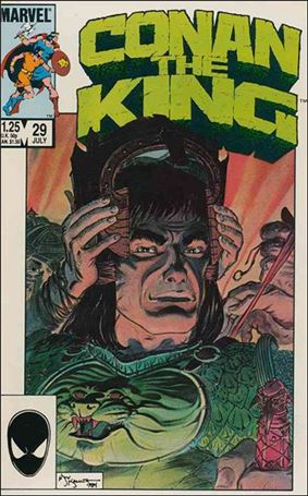 Conan the King 29-A