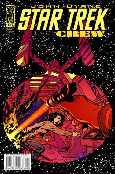 Star Trek: Crew 1-A by IDW