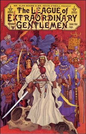 League of Extraordinary Gentlemen (2002) 1-A