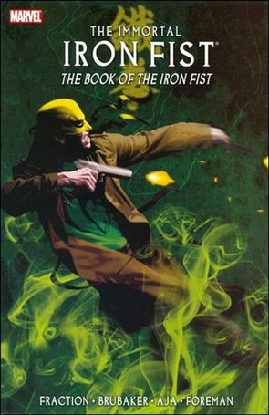 Immortal Iron Fist 3-B