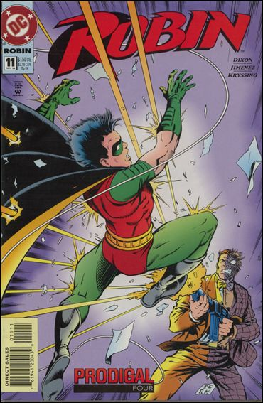 Robin (1993) 11-A by DC