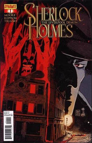 Sherlock Holmes: The Liverpool Demon 1-A by Dynamite Entertainment