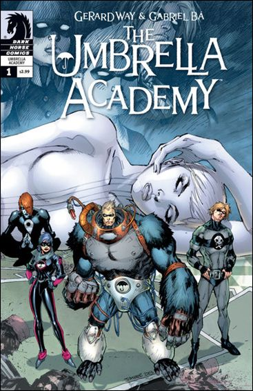 Umbrella Academy: Dallas 1-B by Dark Horse