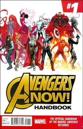 Avengers NOW! 1-A