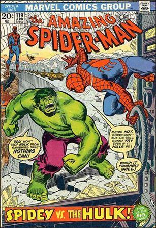 Amazing Spider-Man (1963) 119-A
