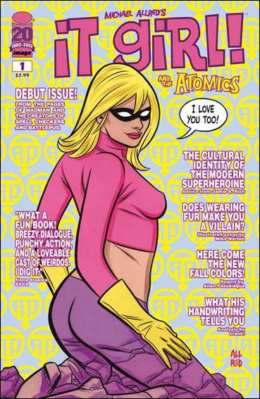 It Girl! and the Atomics 1-A by Image